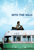 Into The Wild - German Style Poster