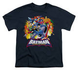 Youth: Batman BB-Explosive Heroes Shirt