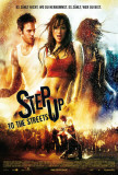 Step Up 2: The Streets - German Style Poster