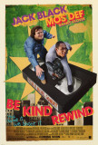 Be Kind Rewind Posters