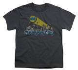Youth: Batman-Gotham City Distressed T-Shirt