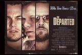 The Departed Plakater