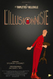 The Illusionist - French Style Poster