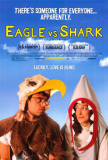 Eagle vs Shark Posters