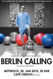 Berlin Calling, film allemand de Hannes Stöhr avec Paul Kalkbrenner, 2008 Affiches