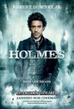 Sherlock Holmes - Brazilian Style Plakat