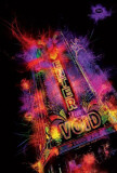 Enter the Void - French Style Plakater