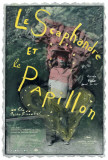 The Diving Bell and the Butterfly - French Style Affiches