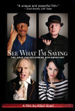 See What I&#39;m Saying: The Deaf Entertainers Documentary Posters