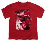 Youth: Ali-Rumble Shirts
