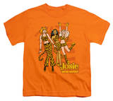 Youth: Archie Comics-Tiger Stripes T-Shirt