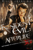 Resident Evil: Afterlife Póster
