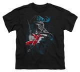 Youth: Batman-Black And White T-shirts