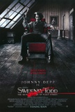 Sweeney Todd: The Demon Barber of Fleet Street Plakater