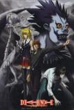 Death Note - Japanese Style Plakát