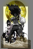 Afro Samurai: Resurrection Affiches