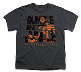 Youth: Ali-Rumble Crumble T-shirts