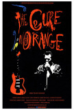 The Cure in Orange Posters
