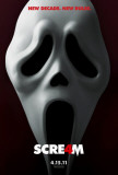Scream 4 Affiches