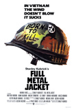 Full Metal Jacket Plakater