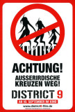 District 9 - German Style Photographie