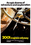 2001, una odisea del espacio Psters