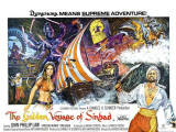 The Golden Voyage Of Sinbad Prints