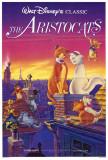 Gli aristogatti Poster