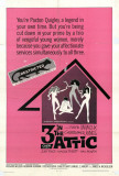 3 in the Attic Poster