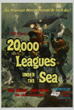 En verdensomsejling under havet Posters