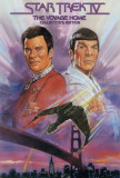 Star Trek 4: The Voyage Home Kunstdrucke