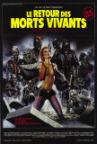 The Return of the Living Dead Affiches