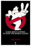 Ghostbusters 2 Prints