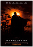 Batman Begins, 2005 Pósters