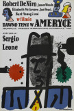 Once Upon a Time in America - Polish Style Posters