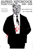 Alfred Hitchcock Film Festival Posters