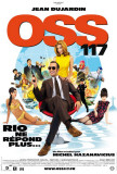 OSS 117: Rio ne Repond Plus - French Style Plakáty
