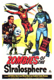 Zombies of the Stratosphere Affiches