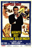 Goldfinger Affiches