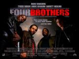 Quatre frères Posters