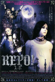 Repo! The Genetic Opera - Japanese Style Affiches