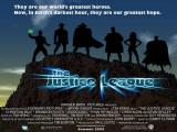 La ligue des justiciers Affiches