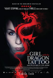 The Girl with the Dragon Tattoo - Canadian Style Affiches