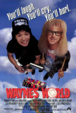 Wayne's World Poster