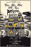 Arsenic and Old Lace (Broadway) Poster