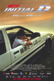 Initial D Posters