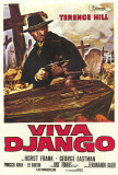 Django Sees Red - Italian Style Affiches