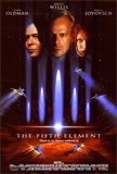 The Fifth Element Póster