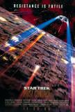 Star Trek: Der erste Kontakt Kunstdruck