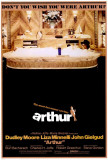 Arthur, un amour de milliardaire, film avec Russel Brand, 2011 Posters